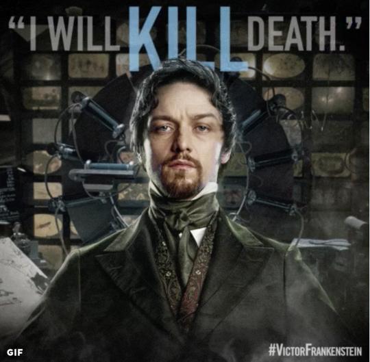 Obsessed With Victor Frankenstein 2015 Victor Frankenstein James Mcavoy Actor Model