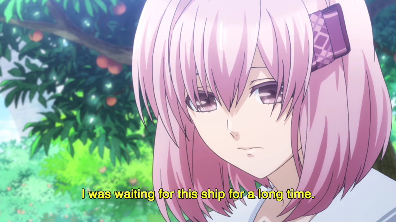 Norn9 Ep 1 [First Impression