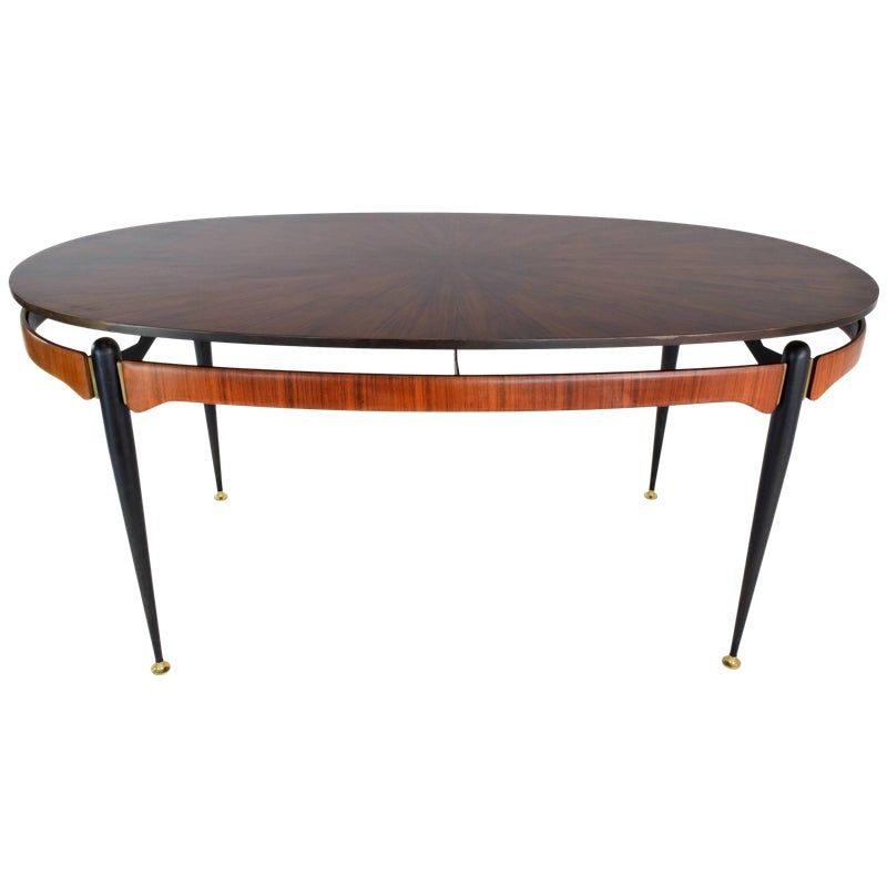 36+ Vintage oval dining table Best