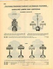 1923 ad 2 pg coleman quicklite gas gasoline lamps lantern 1923 ad 2 pg coleman quicklite gas gasoline lamps lantern chandelier shade parts mozeypictures Images