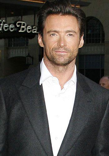 Hugh Jackman ... love the look!
