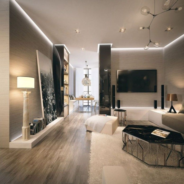 30 Luxury Apartment Interior Decorating And Design Ideas Luxury