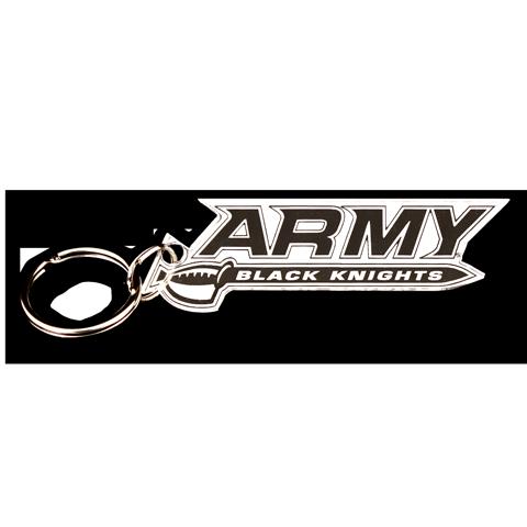 Army Black Knight Key Chain