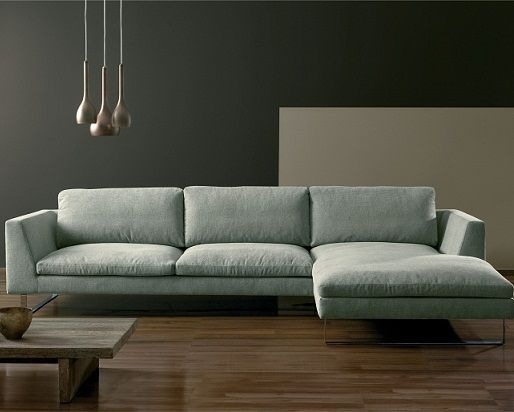 Jasper Modern Sofa With Chaise Sofa Design Sofa Styling Modern