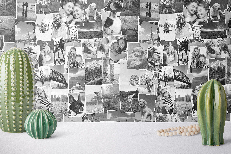 Personalised Photography Wallpaper Custom Photomontage