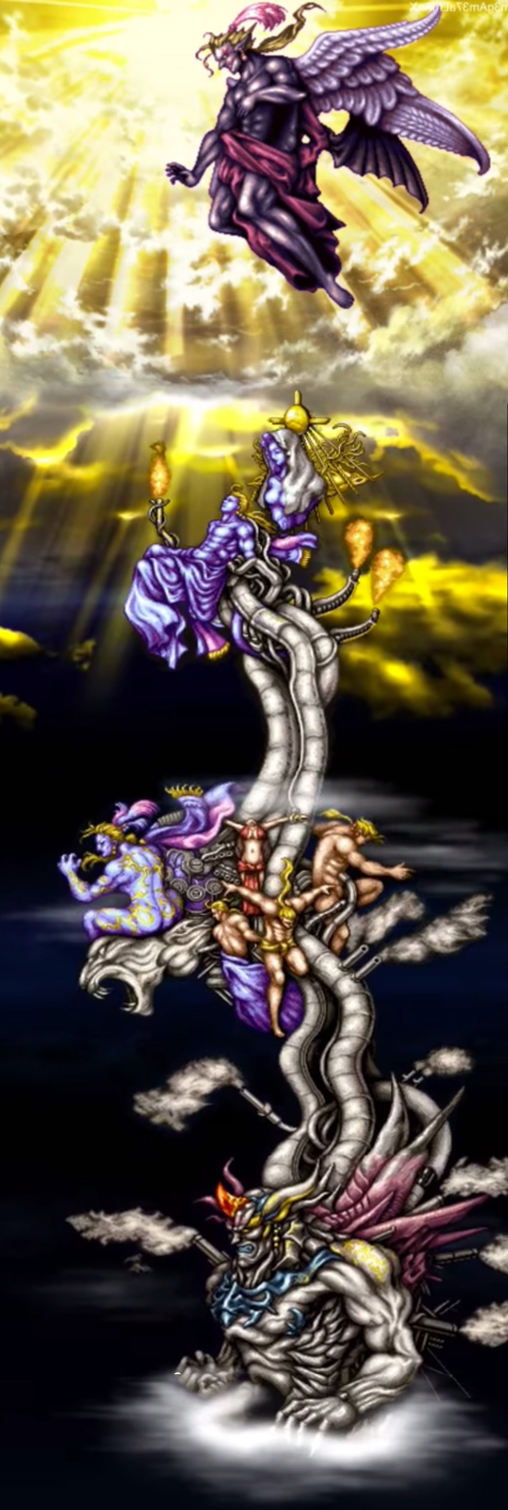 Tower of Gods - iOS | Gaming | Final fantasy vi, Final ...