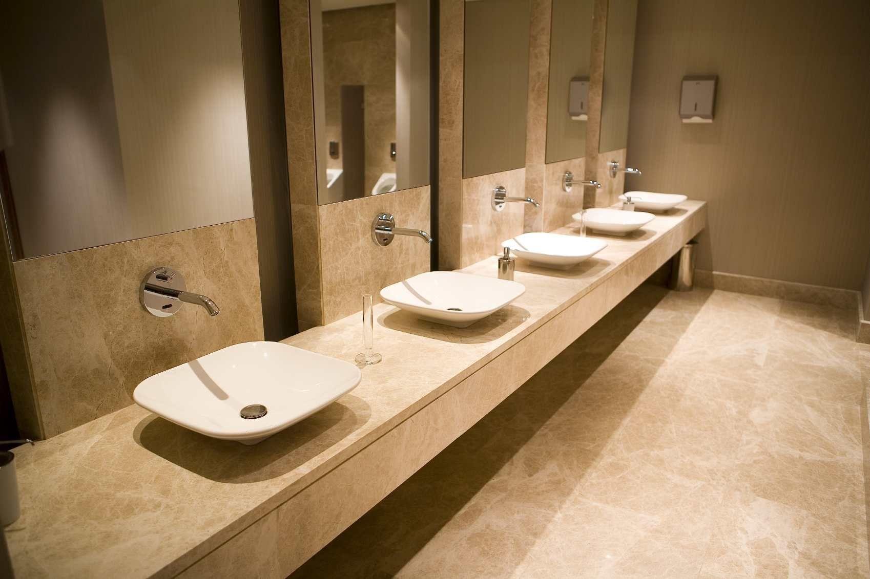 Public Bathroom Mirror public bathroom designs. zamp.co