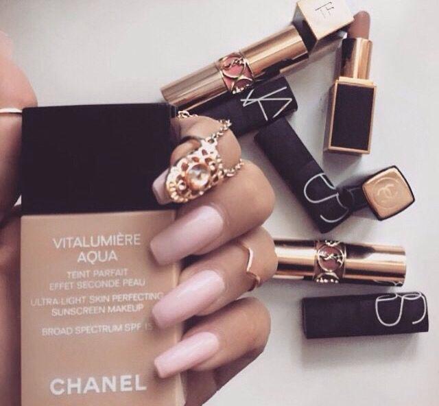 Chanel//nars: xzombiegalx