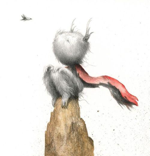 Hero - graphite, acrylic and colored pencil on fabriano... #Dan_May_Art #Arsetculture #Tumblr_Curator