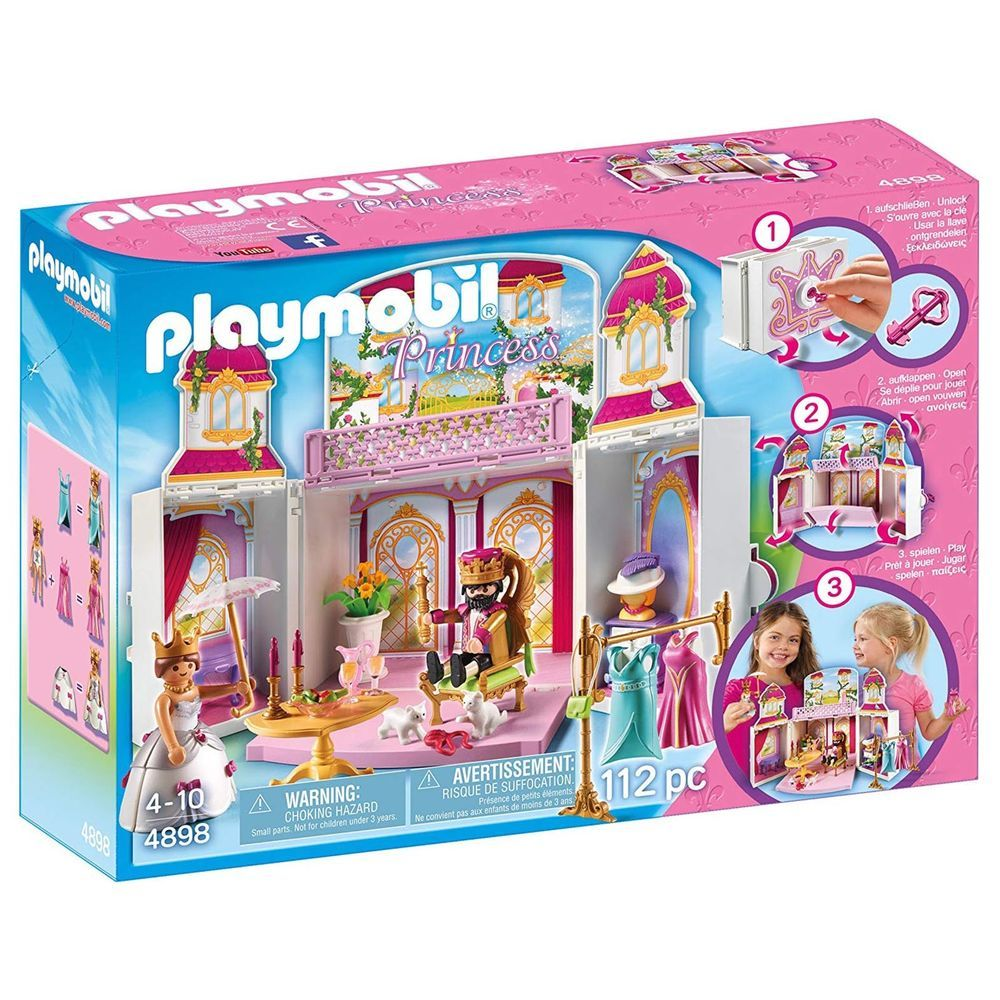 Playmobil Princess My Secret Royal Palace Building Set 5386 New Toys Kids Playmobil Princess Princess Castle