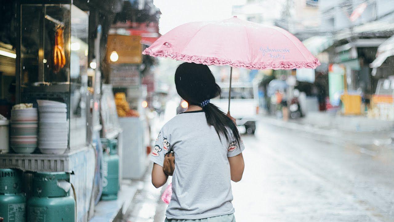 Rainy Day Film Tone - CAMERA RAW Tutorial - By Stopbox