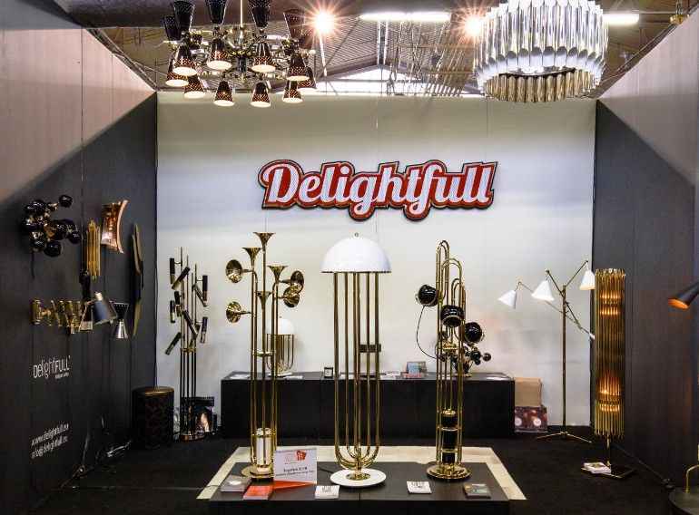 Top 10 Exhibitors at AD Design Show: Delightfull