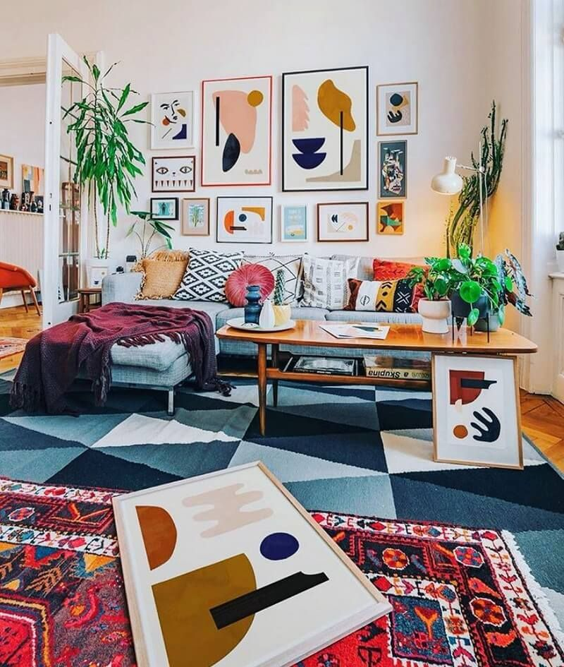 Bohemian New Stylish Decor Ideas In 2020 With Images Bohemian Style Living Room Boho Chic Living Room Boho Style Room