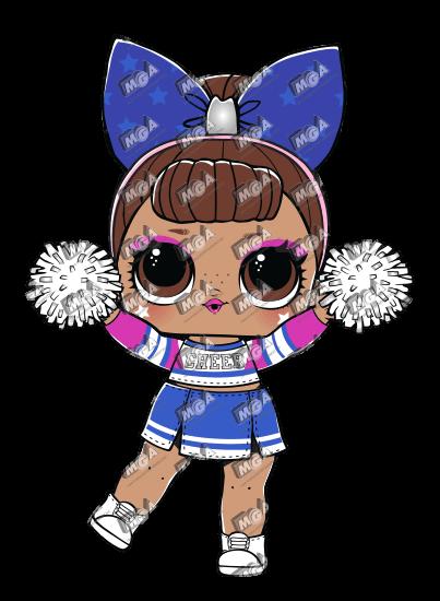 Sis Cheer Lol Dolls Cute Dolls Lol