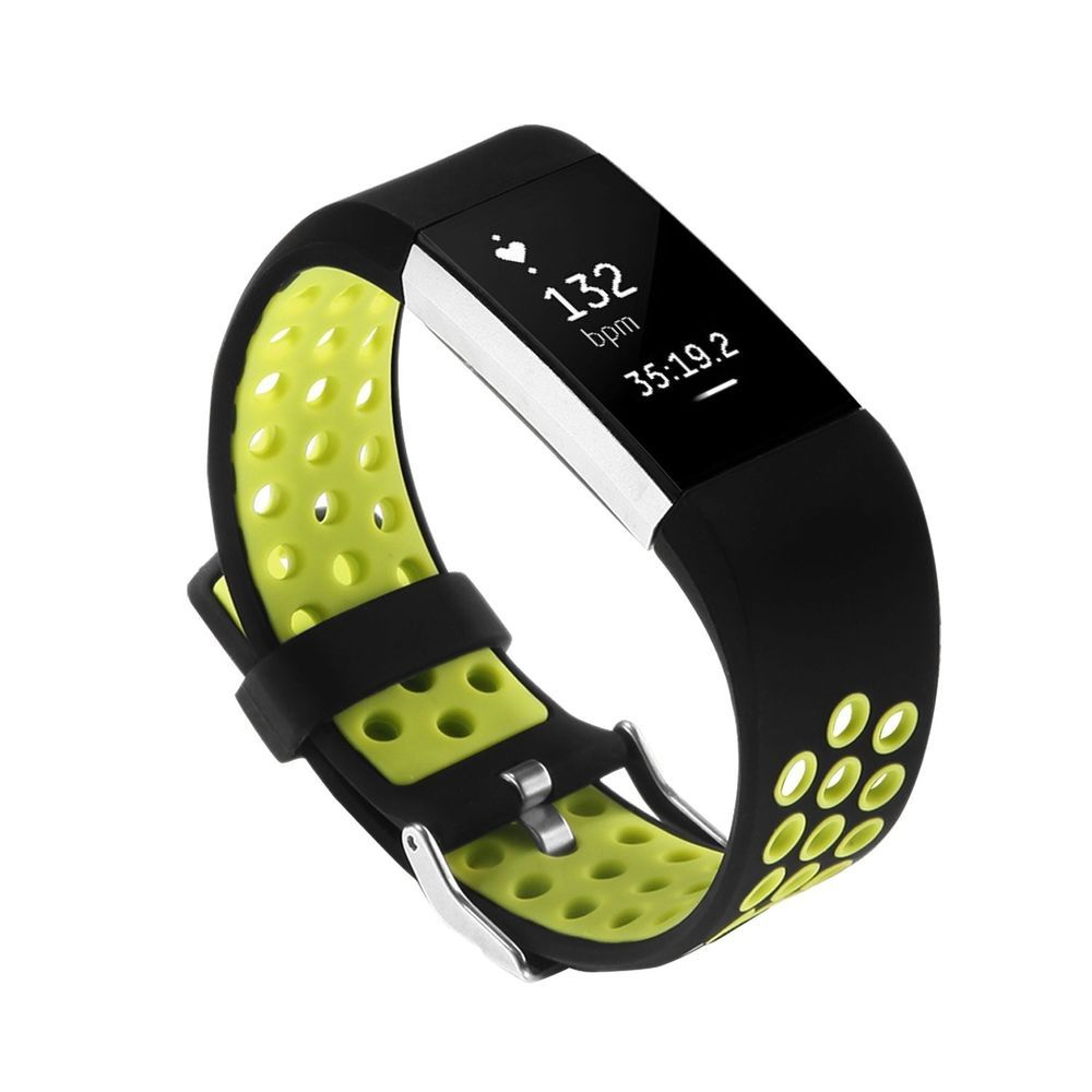 Breathable Adjustable Silicone Wristband Band   Sporting Goods, Fitness, Running & Yoga, Fitness Technology   eBay!