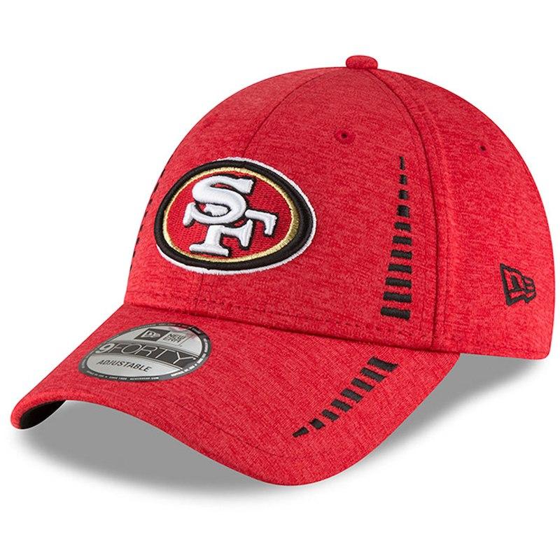 SHADOW TECH San Francisco 49ers New Era 39Thirty Cap