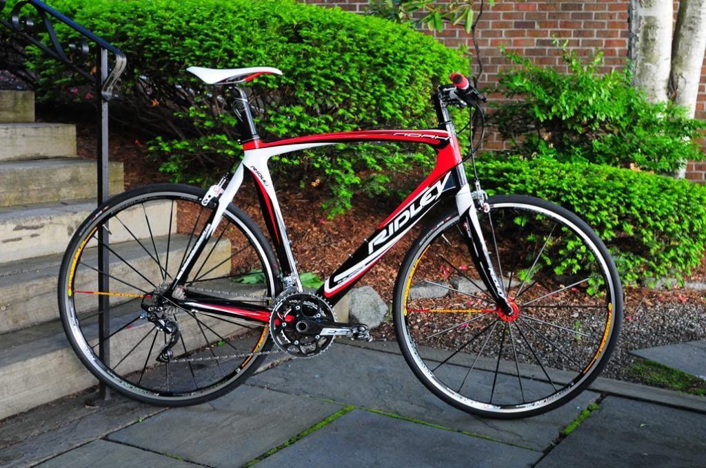 Anyone Converted A Road Bike To Flat Bars Flat Bar Road Bike