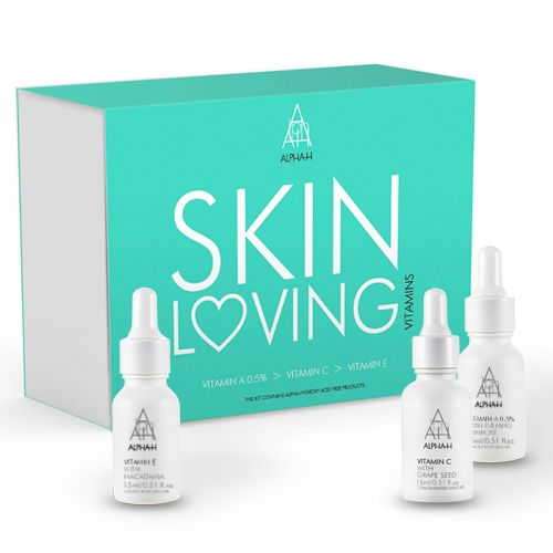 Skin Loving Vitamins Kit