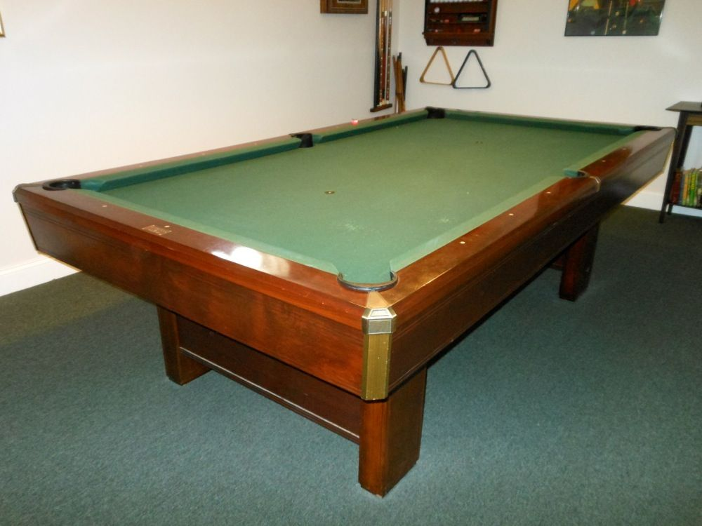 Sherwood Pool Table By Brunswick For The Man Cave Pinterest - Brunswick sherwood pool table