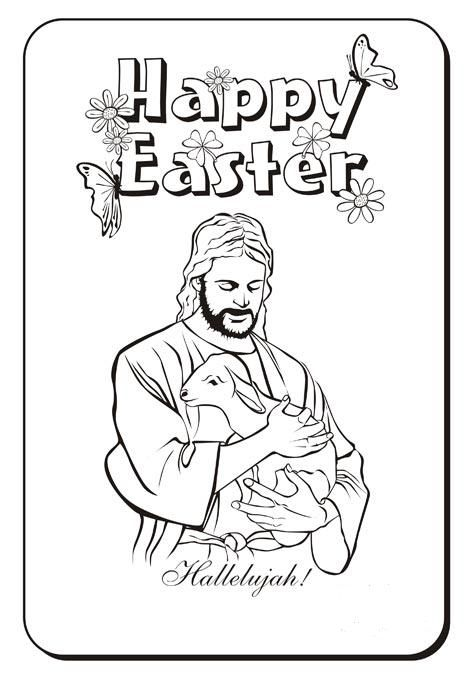 Religious Easter Coloring Pages Easter colouring, Easter and - best of coloring pages easter religious