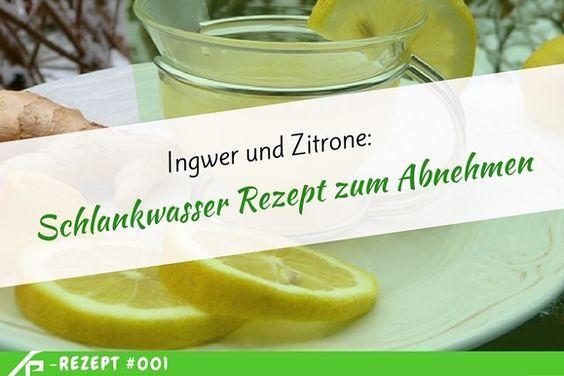 Zitrone auf nüchternen Magen hilft beim Abnehmen