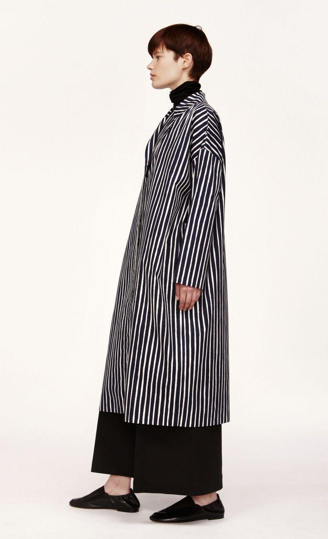 a860b0ca359e Saarni Piccolo coat dress - dark blue