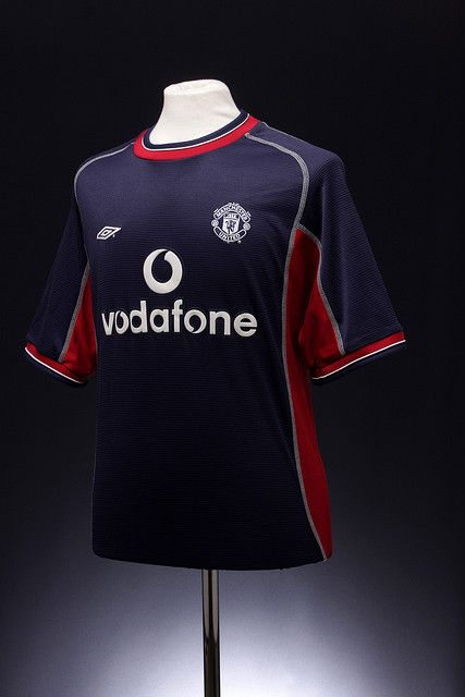 Manchester United Football Shirt 2000 2001 Third Kit Classic Football Shirts Football Shirts Manchester United Football