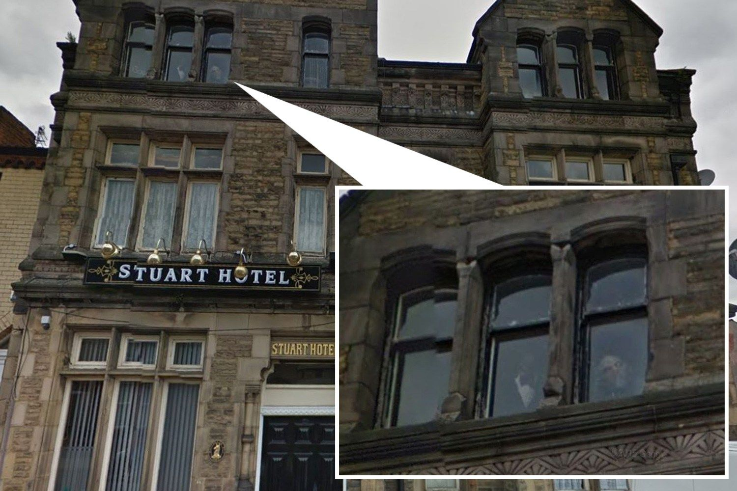 The Stuart Hotel Is One Of 150 Haunted Pubs In Liverpool Ghosts