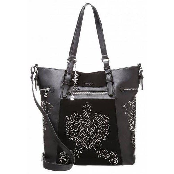 Desigual Shopper Argentina Blondie Black Omega Deals Bags
