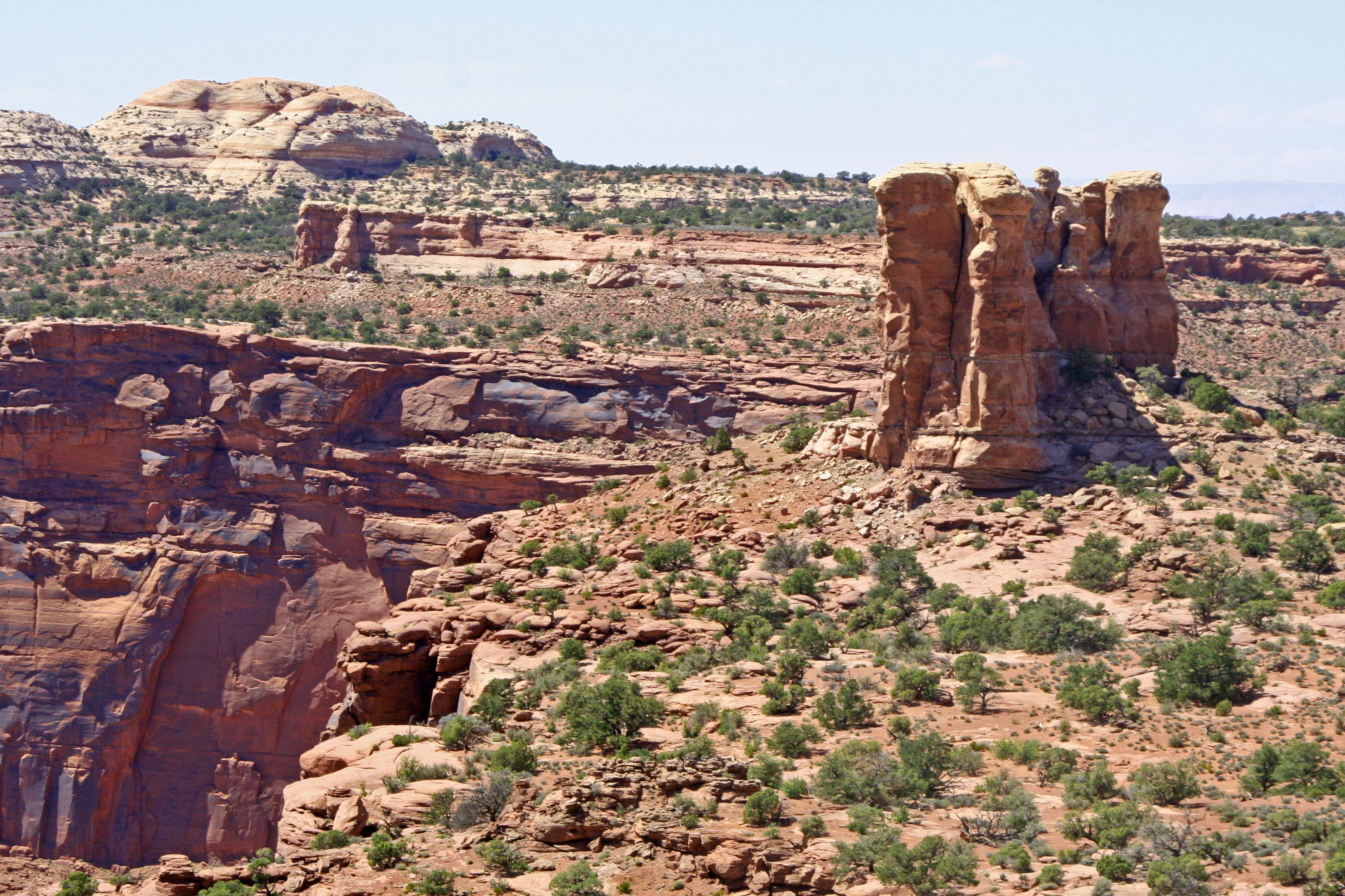 Arid Climate | The semi-arid climate, erosive forces of ...
