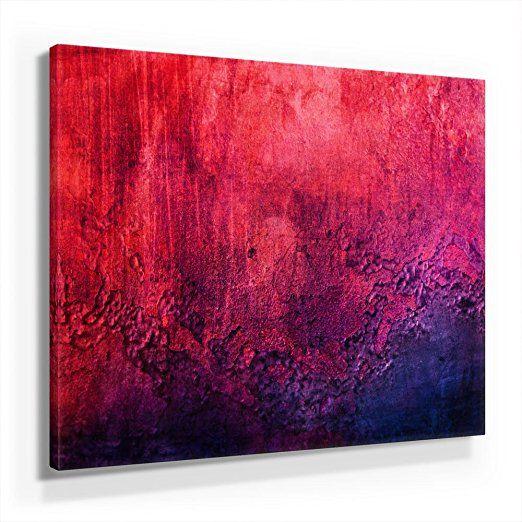 Modernes Abstraktes Bild D - XXL BILD - KUNST - XXL 50x50cm - wohnzimmer bilder abstrakt