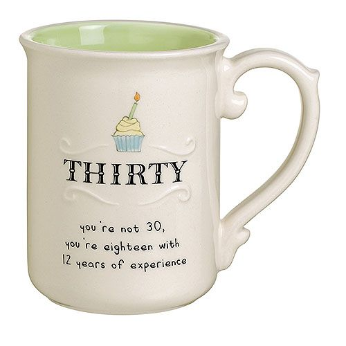 Grasslands Road Sweet Soiree 30th Birthday Mug