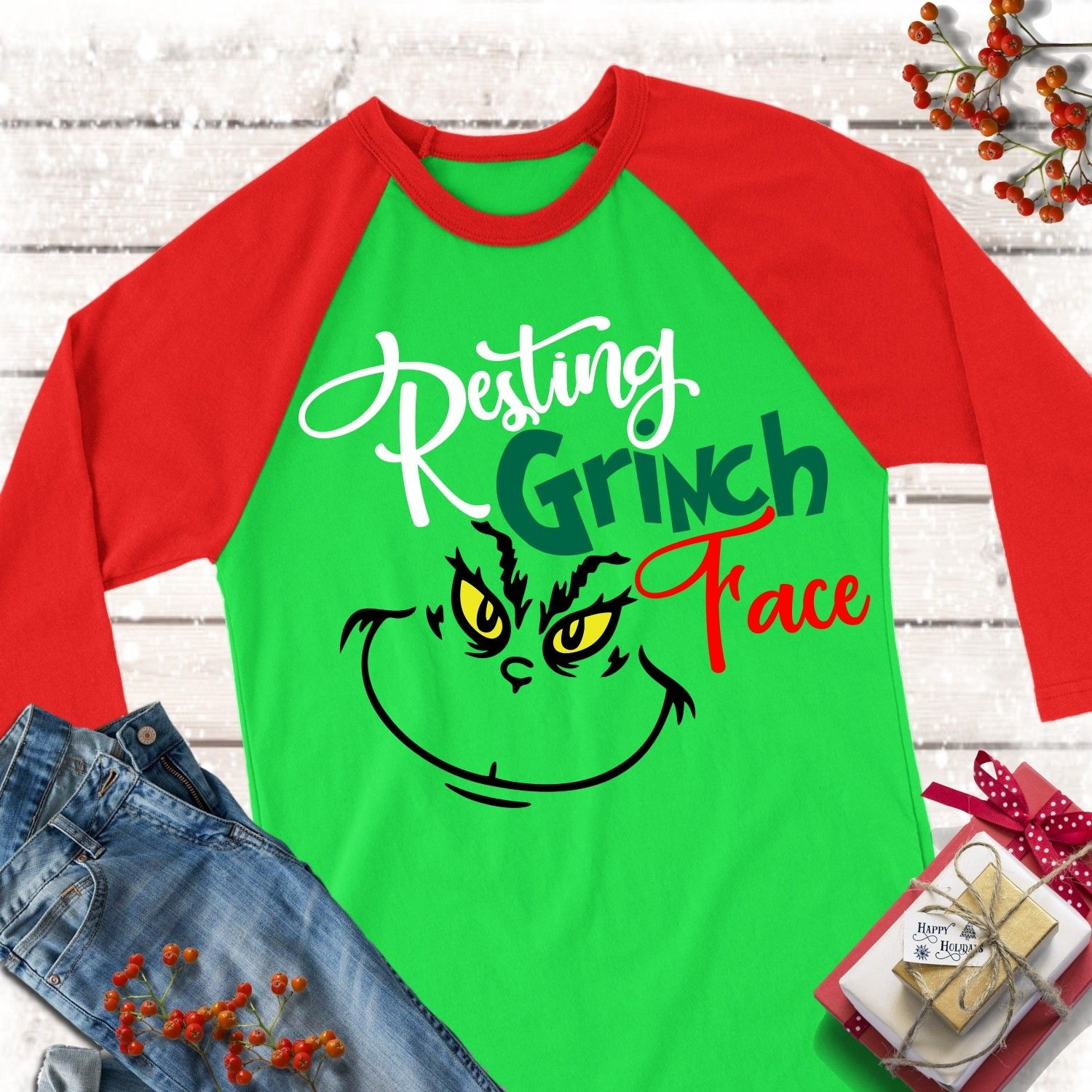 Resting Grinch Face,Grinch Face svg,Grinch Face Shirts,The