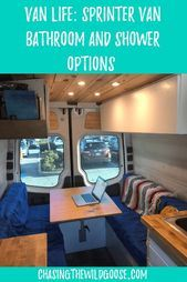 Photo of Do you need a bathroom in your camper van? Sprinter van build interior tips for …