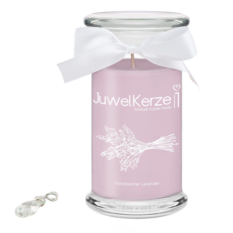 JuwelKerze Duftkerze - Französischer Lavendel - Anhänger Classic ...