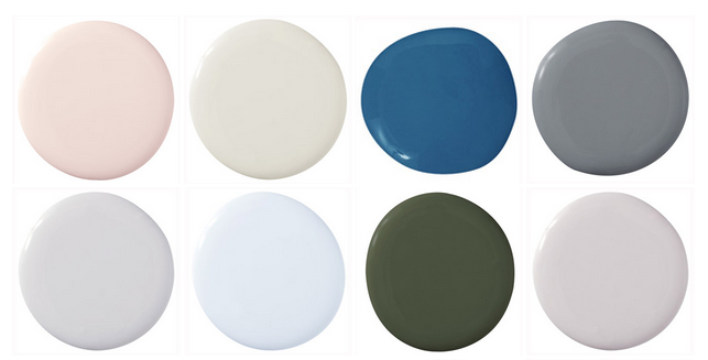 12 Timeless Paint Colors