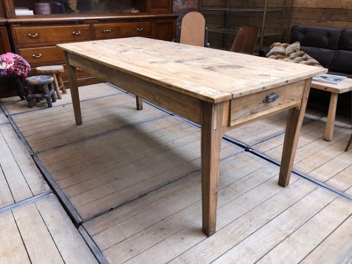 Table De Ferme Etroite   Home, Sweet home, Kitchen table
