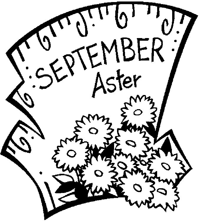 September Coloring Pages Coloring Pages For Kids Coloring Pages