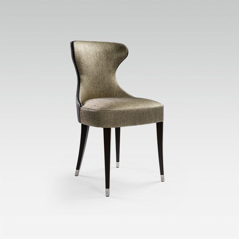 Chaise Gondole De Collinet Ref 1876 Chaise Moderne Chaise Mobilier De France