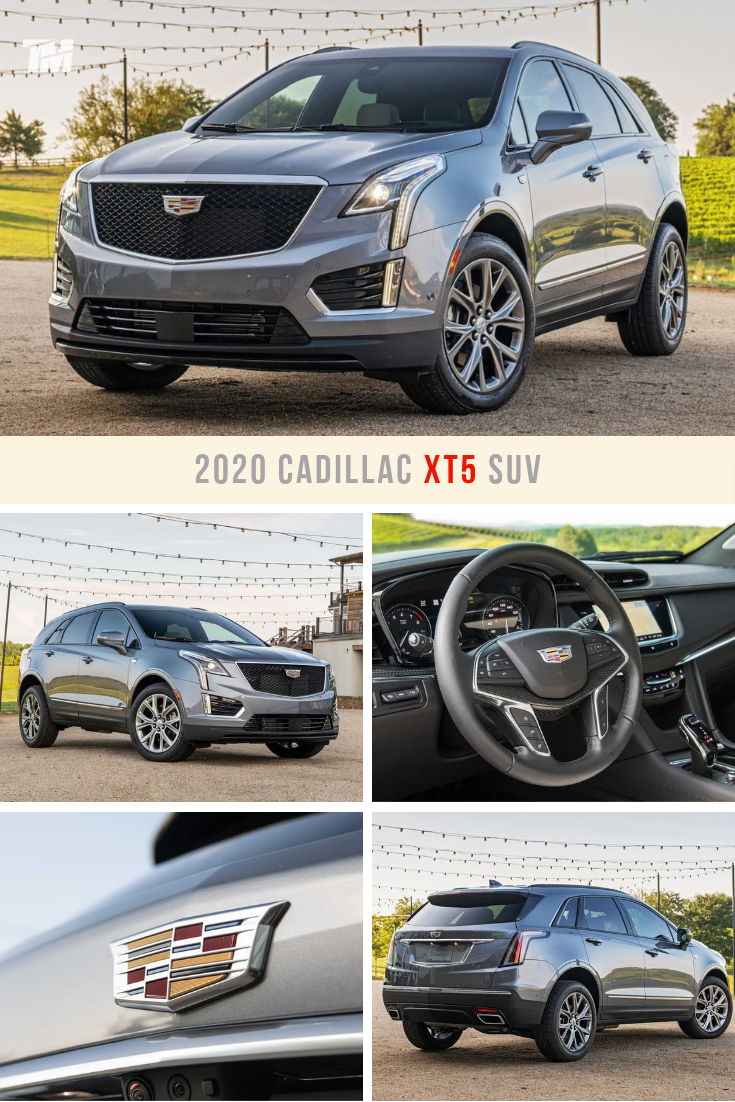 2020 Cadillac Xt5 Review Interior Price Specs >> Pin On Suv Crossovers