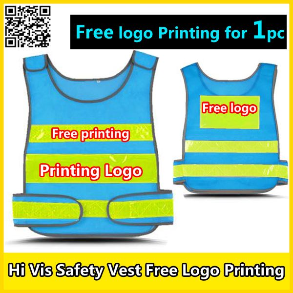 Spardwear Free Company Logo Printing Mesh Vest Reflective Safety Clothing Safety Blue Work Vest Hi Vis Vest In Many Styles Safety Clothing Workplace Safety Supplies