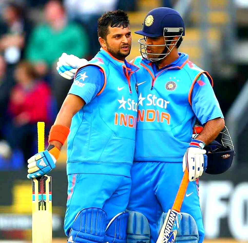 I have learnt from MS Dhoni and Yuvraj Singh to play free