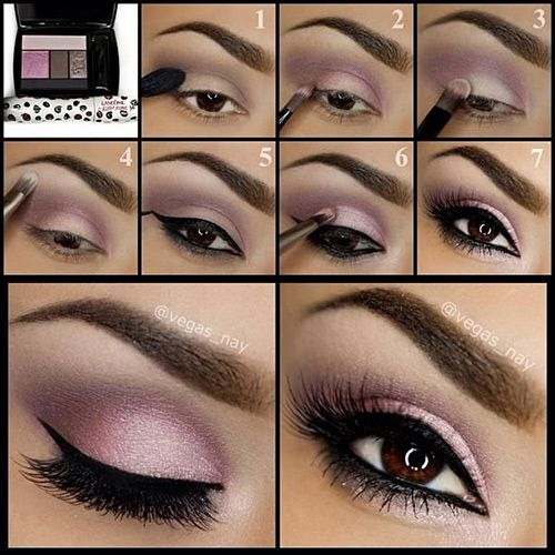How To Do Smokey Eye Makeup? – Top 10 Tutorial Pictures For 2019