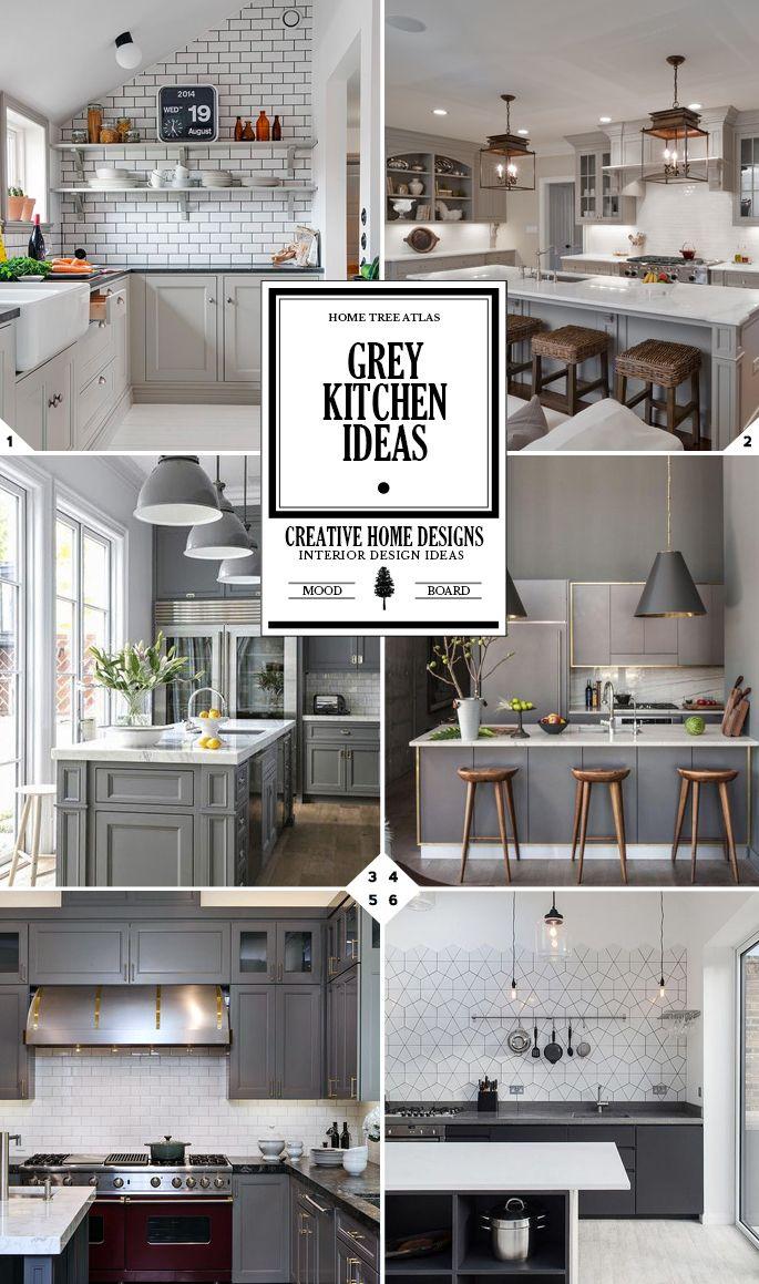 color guide grey kitchen ideas grey kitchens kitchen colour combination gray white kitchen on kitchen ideas gray id=91100