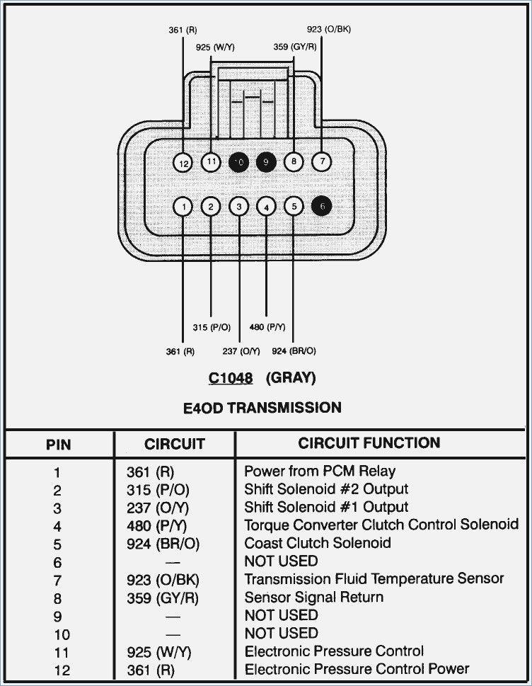 Allison Transmission Wiring Harness Diagram | Wiring