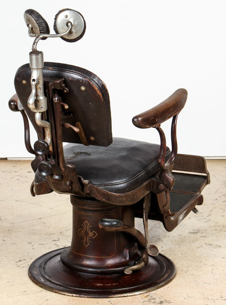 Buy online, view images and see past prices for Peerless Harvard Dental  Chair. Invaluable is the world's largest marketplace for art, antiques, ... - Back) Peerless Harvard Dental Chair... Medical Pinterest
