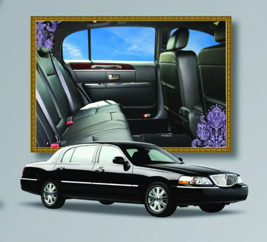 Lincoln Town Car My Way Of Getting Around It S Great Having