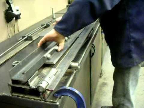 Homemade 10 Gauge Bending Brake Bending And Hydraulic