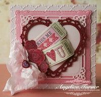 A Project by AngelicaTurner from our Cardmaking Gallery originally submitted 02/14/13 at 01:06 PM