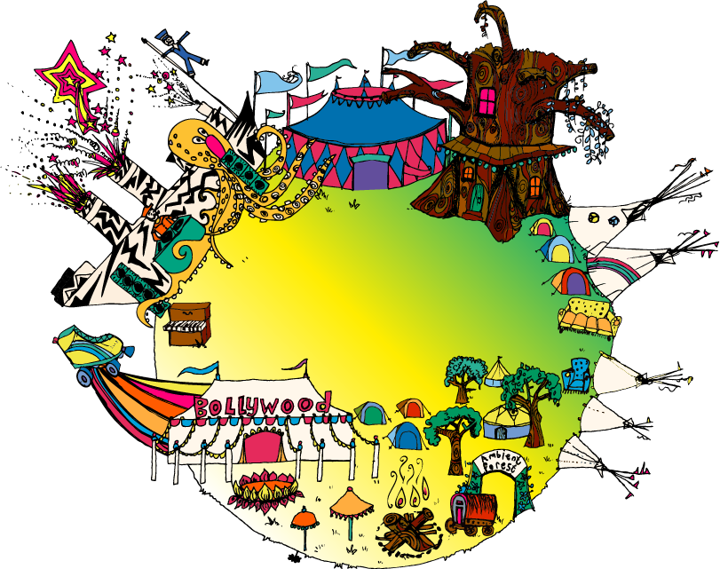 Map Of Uk Festivals.Bestival 2015 Tickets Line Up News Info Festivals To Attend
